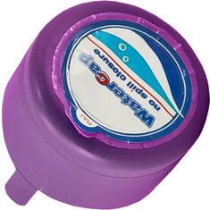 Пробка для бутылей форма 2 фиолетовая