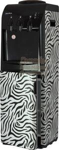 Кулер для воды Зебра с холодильником