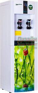 Кулер для воды Aqua Work 16-L/EN-ST белый Лето