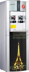 Кулер для воды Aqua Work 16-LD/EN Париж серебро