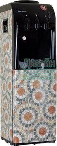Кулер для воды Мозаика со шкафчиком