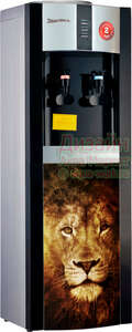 Кулер для воды Aqua Work 16-L/EN Огнегривый лев