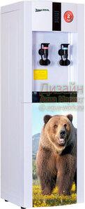 Кулер для воды Aqua Work 16-L/EN Медведь