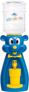 Детский кулер Аква Няня Мышка синяя с желтым