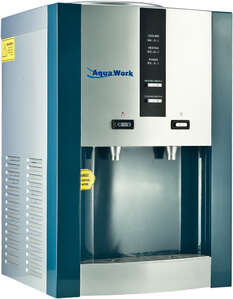Кулер для воды Aqua Work 16-T/D-K синий