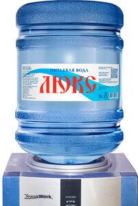 Питьевая вода Люкс