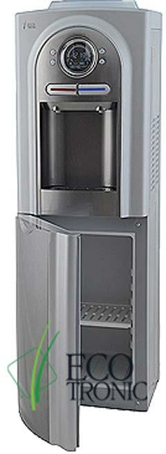 Кулер для воды Ecotronic C2-LFPM серебристый