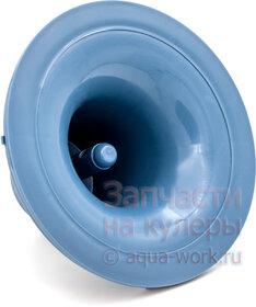 Горловина на кулеры для воды 16-L/N синяя