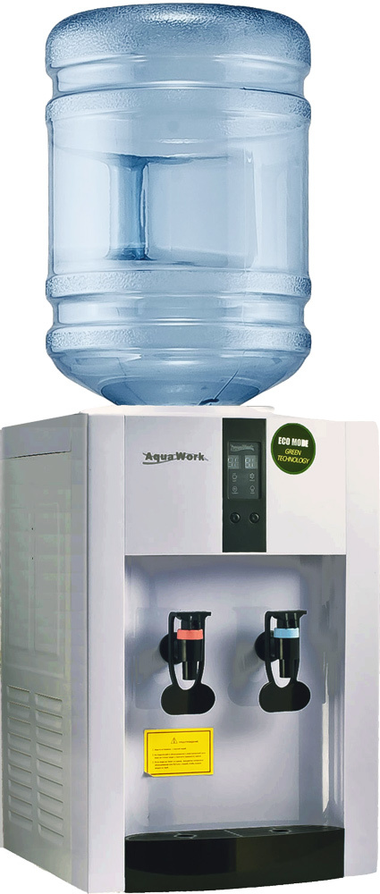Сколько энергии потребляет кулер для воды