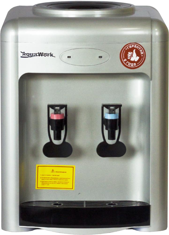 Кулер для воды Aqua Work 36-TKN серебристый