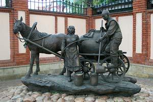 Водовоз в Казани